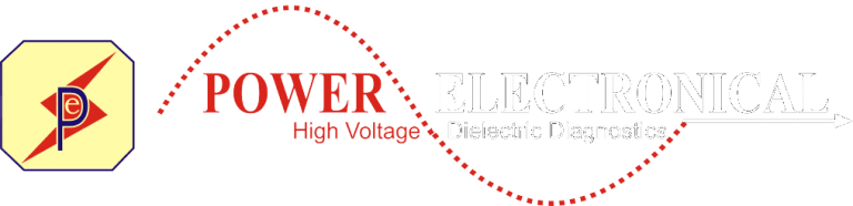 power electronical high voltage diagnostics name logo
